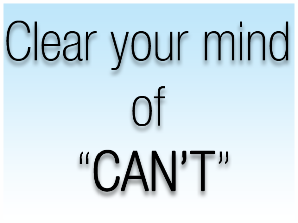 Fitness-Motivation_Clear-Your-Mind-Of-Cant