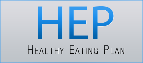 HEP - Healthy Eating Plan, I want to get fit and healthy and look better and lose weight