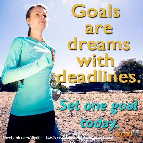Fitness Motivation_Goals-are-dreams-with-deadlines