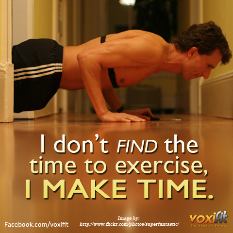 Fitness Motivation_I-Make-time