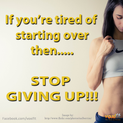 Fitness Motivation_Stop-Giving-Up