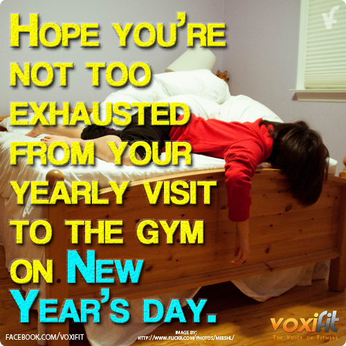 voxifit-going to the gym on new years day