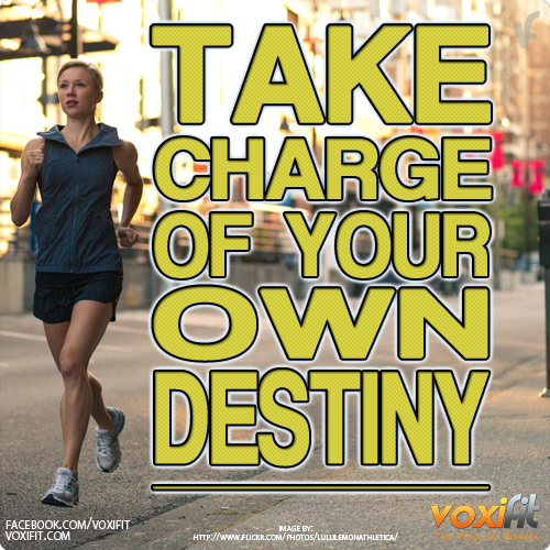 Fitness-Motivation-take-charge-of-your-destiny